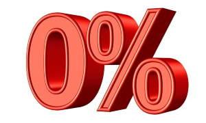 crédit auto 1%